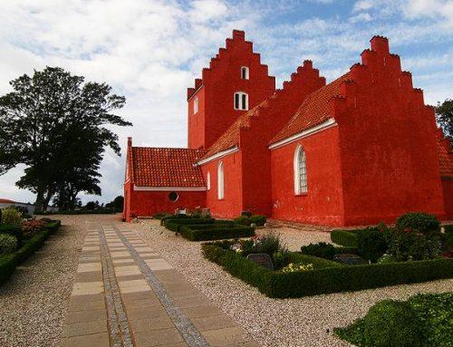 Odden kirke – Årets konfirmander