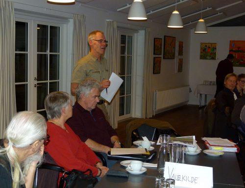 Workshop om Landsbymakeover gav god inspiration til det videre arbejde