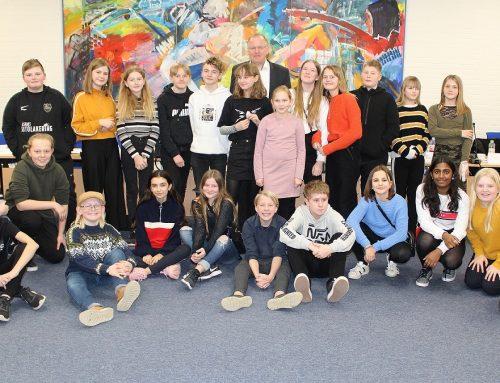 Elever valgte trampolinpark i Asnæs
