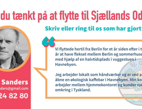 Velkommen til Sjællands Odde