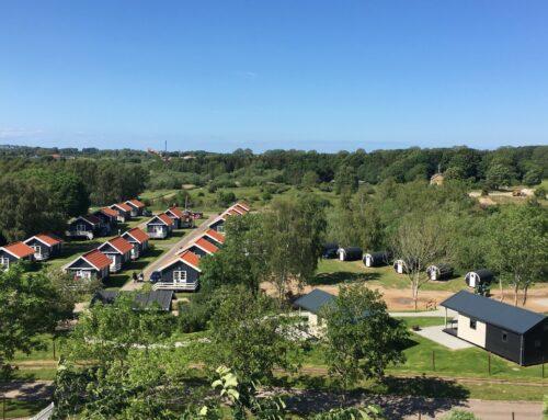 Rekordmange bookinger i Sommerland Sjælland